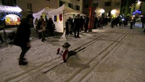 Bormio, il Palio 2013. La prova di Fondo