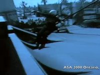 Some parts of Sven his runs a few years ago that were broadcast on ESPN.   ASA Ontario, CA 2000 Park  ASA Hermosa Beach, CA 2000 Vert  ASA London, UK 2000 Park  ASA Los Angles, CA 2003 Park