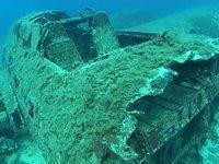Relitto Aereo B-17 (Corsica)