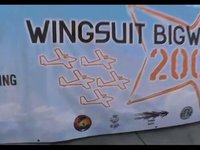 US National Wingsuit Record 2009