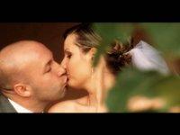 Monika a Mirko, svadobný klip