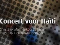 Concert voor Haïti