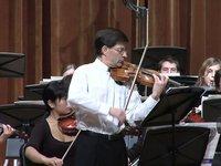 Tsontakis: Violin Concerto No. 2 (2003) - Mvts I & II