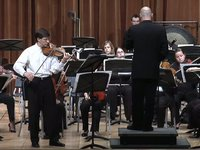 Tsontakis: Violin Concerto No. 2 (2003) - Mvts III & IV
