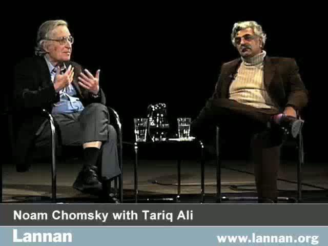 Noam Chomsky with Tariq Ali, Conversation, 26 January 2005