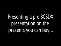 We will post the BCSD deals up in the morning and have them available on the website to anyone who can't make it out to BCSDX.  http://youhatetoloveit.com/ http://starurethane.com/ http://straightjacket.bigcartel.com/