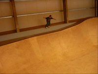 Domenik Koch aka Dom Seven 9 Years old one Day Bowl Playground in Aurich
