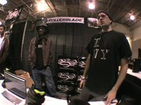 Quinten Lamb, Robert Guerrero and David Sizemore shredding at the 2010 BCSD.