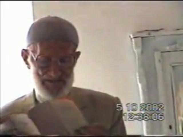 Mevlid-i şerif 2002 haldeh