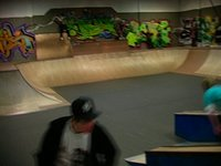 A first short clip of Johannes Zenk from Karlsruhe (Germany) skating the high transitions at Skateland Rotterdam.    www.be-mag.com www.rolltogether.de