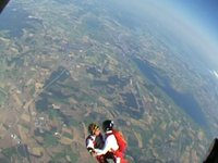Daniel's First Skydive Jump (4000m)
