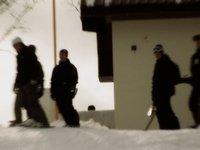 NILS JANSONS un TENIS DIMANTS 3 stundas ŽAGARKALNĀ.. www.skiboards.lv  JURMALA media 14.03.2010