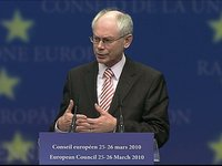 European Council – Final Press Conference