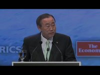 State of the Planet 2010—Keynote Address: Ban Ki-moon, UN Secretary-General