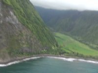Party on the Rock / Skydiving into Waipio Valley