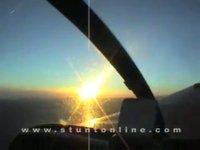yan dron skydiving showreel