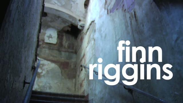 finn riggins // Session #5B // A WHALE, A FISH