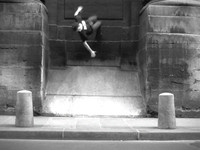 Skater: Clément Milot Camera: Tara Jean Vart/Trak Edit:Trak  Music: CSS/Alala