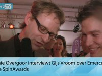 AtMost.TV &amp; Ronnie Overgoor: interview Gijs Vroom over SpinAwards