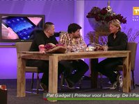 MC @TVL - De iPad