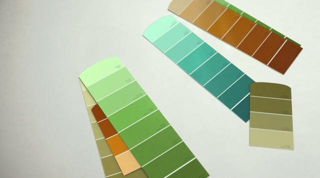 Sherwin-Williams - Paint Chips by Buck