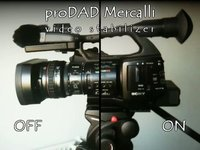 proDAD Mercalli video stabilizer