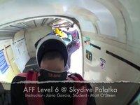 AFF Level 6 @ Skydive Palatka