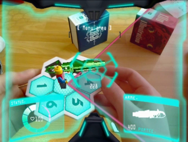 Thumbnail of video Augmented Reality Toys
