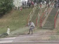 This is the 2nd mixed section from the 2007 Rythm of Rolling movie.  The clips where filmed on tour in stockholm, mannheim, prague, barcelona and many other sick locations! Enjoy! camera: multiple filmers editing: Daniel Prell music: www.myspace.c...