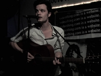 The Tallest Man on Earth at Club 1808: Part 1 of 2