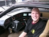 AJ Palmgren owner of an original KITT
