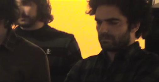Thumbnail of video The Sunday Drivers - The Sunday Drivers en el estudio