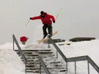 my Skiing Part from Roots, VerseProductions!