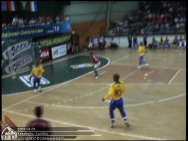 Magyarország - Brazília 1 - 8