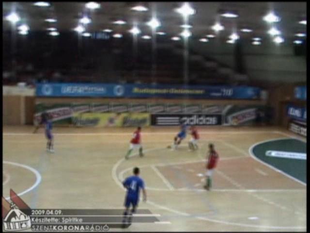 Magyarország - Horvátország 5 - 3