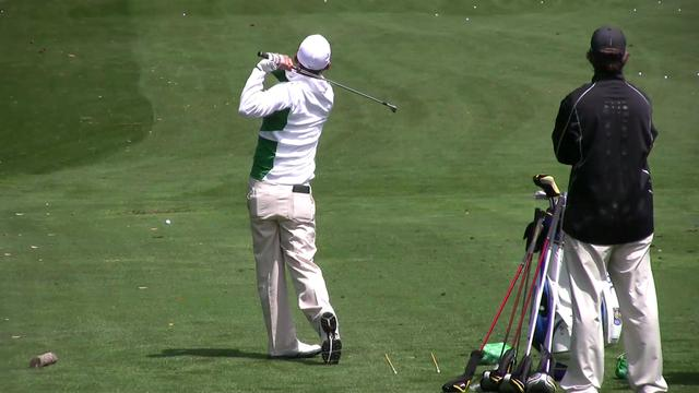 Anthony Kim's Golf Swing